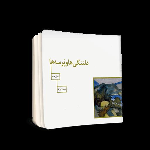کتاب دلتنگی ها و پرسه ها مترجم مسیحا برزگر