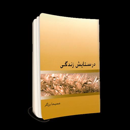 کتاب در ستایش زندگی نویسنده مسیحا برزگر